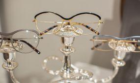 retro and contemporary frames