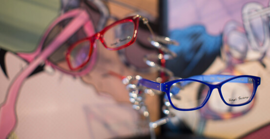 Designer Glasses & Eyewear
