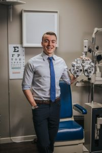 Dowtown Kelowna Optometrist and eyewear